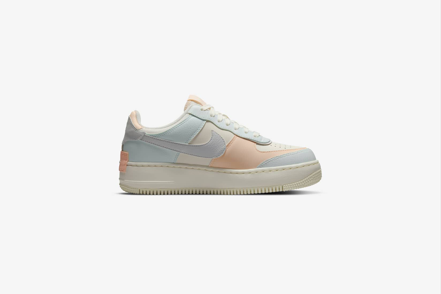 Nike sort une Air Force 1 couleur pastel
