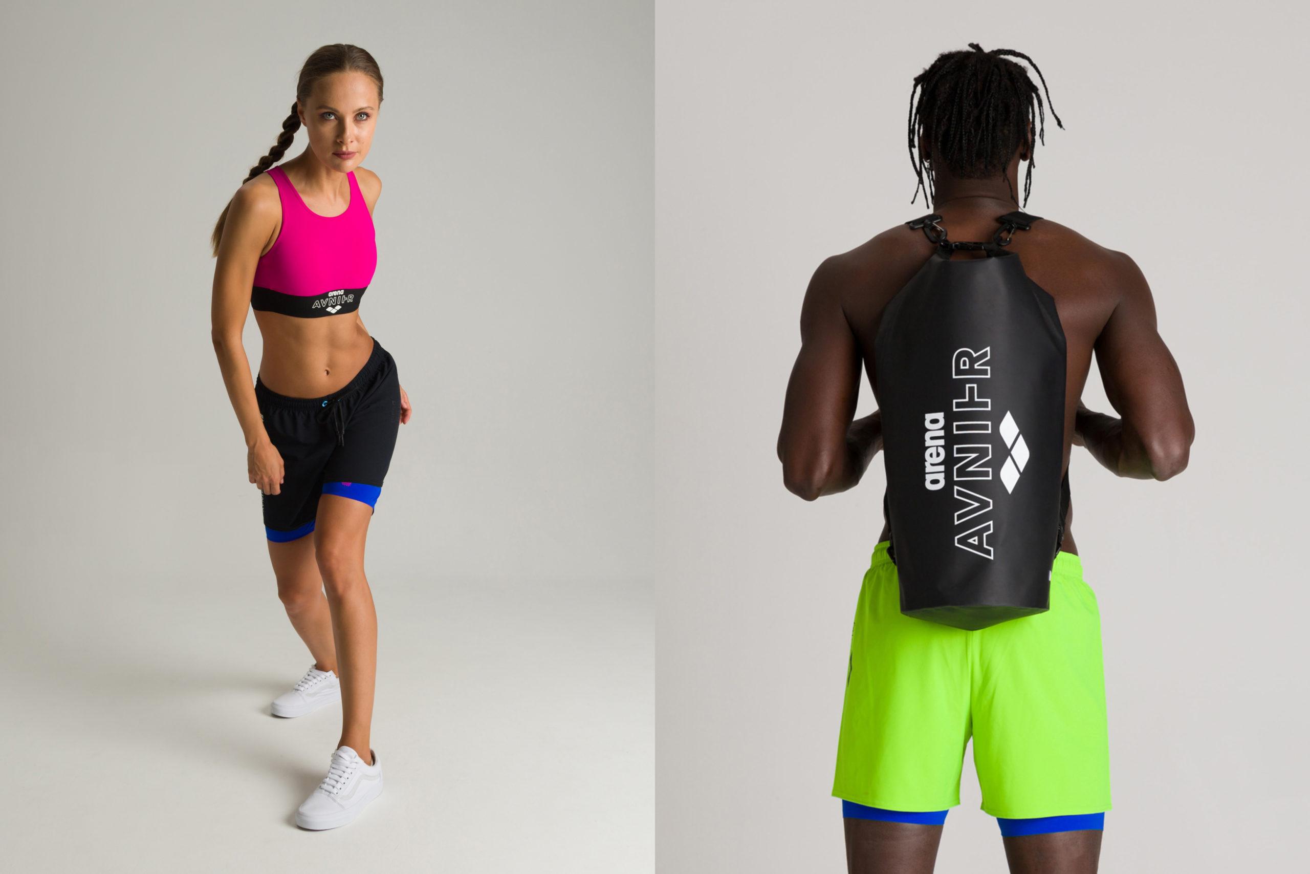 OrelSan a designé des maillots de bain pour Arena